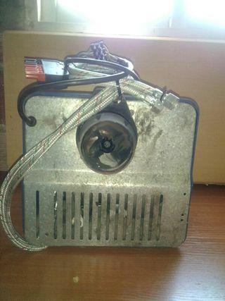 Quemador de gasóleo Domusa Domestic D-4. Potencia