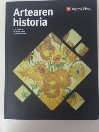 Artearen historia