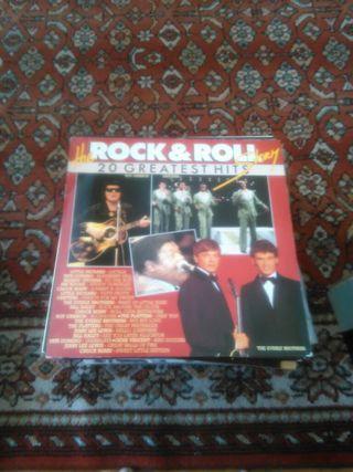 vinilo Rock n Roll