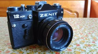 Cámara Zenit 12xp manual