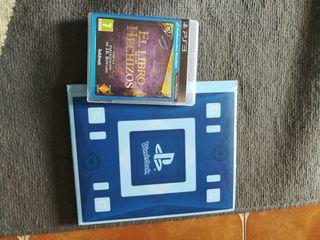 juego ps3 + wonderbook