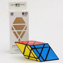 Romboide cubo de rubik
