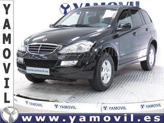 Ssangyong Kyron 200 XDI 104 kW (141 CV)