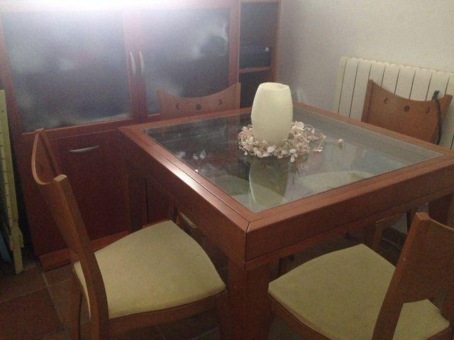 Muebles salón-comedor de segunda mano por 300 € en Barcelona ...