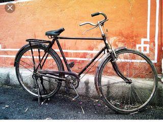 Recojo biicicletas