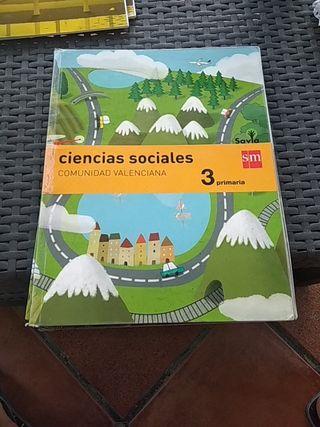 libro ciencias sociales comunidad valenciana