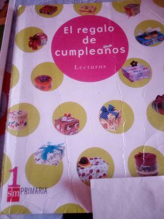 Libro de lectura El Regalo de Cumpleaños 1
