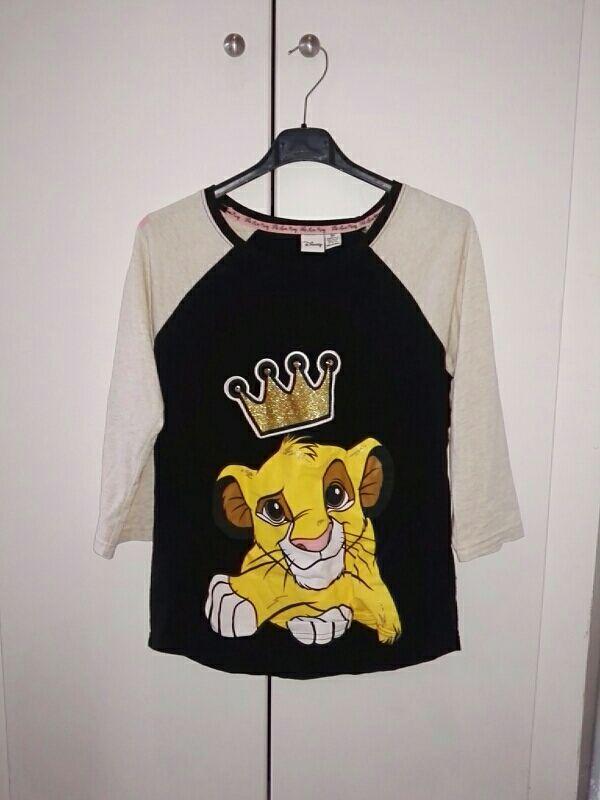 816e66929 Camiseta rey leon simba de segunda mano por 5 € en Sevilla en WALLAPOP