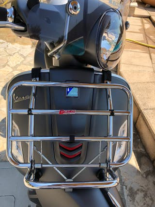 Portabultos delantero Vespa GTS