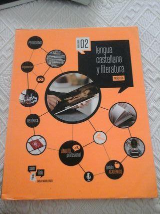 Lengua castellana y literatura 2n Batxillerat