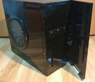 Ordenador sobremesa QuadCore,4GB RAM,HD5770,500GB