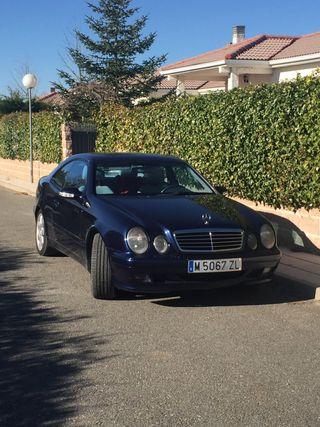 Mercedes-Benz CLK 430 v8