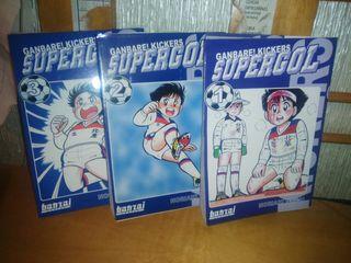 Manga: Supergol. Ganbare!! Kickers de segunda mano por 14,99
