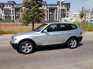BMW X3 3.0D 4X4