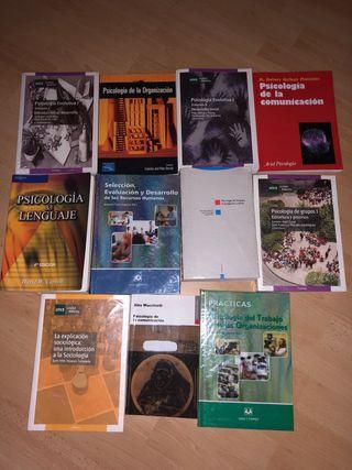 Libros Psicologia UNED