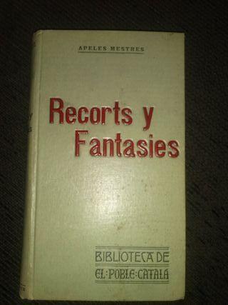 Recorts y Fantasies - Apeles Mestres (1906)