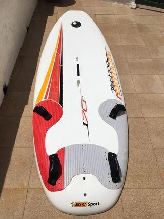 Tabla Windsurf + Vela 7.8 kit