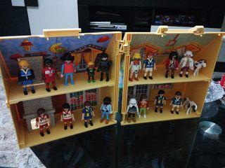 casa de los Playmobil con Playmobil