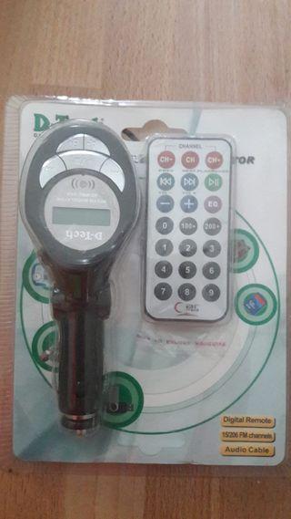 MP3 para coche
