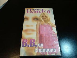 Vhs: BRIGITTE BARDOT - B.B. en Chansons