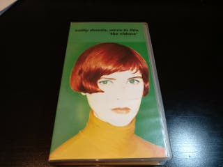 Vhs: CATHY DENNIS - Move to this . The videos.