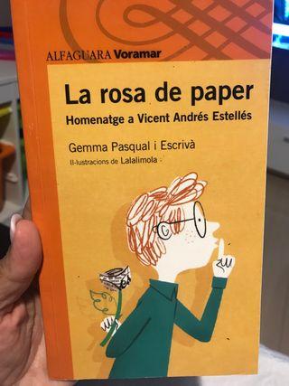 La rosa de paper