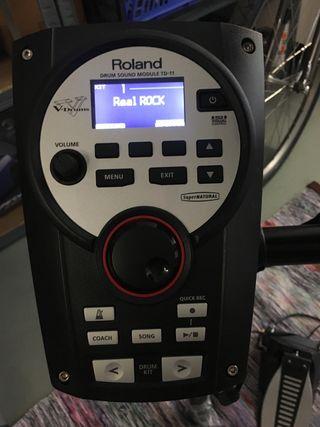 Bateria Roland TD-11