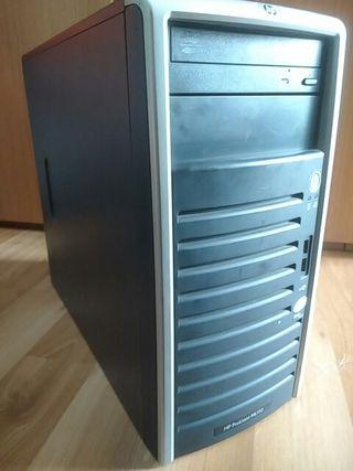 Ordenador servidor sobremesa HP ProLiant ML110