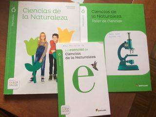 Ciencias de la naturaleza 6º p