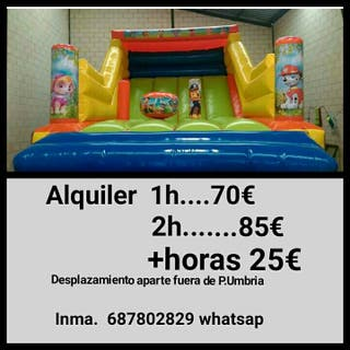 Castillo hinchable