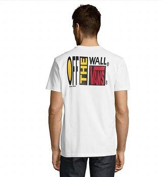 2 Camisetas vans nuevas a estrenar