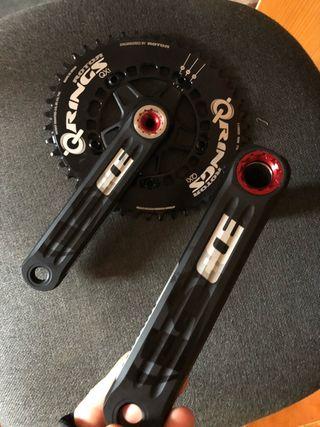 Bielss rotor carretera 3D