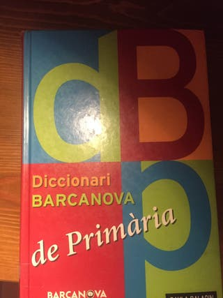 Diccionario catalán Barcanova