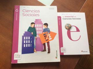 Ciencias sociales 6º primaria