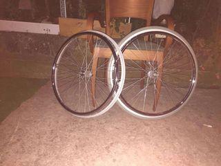 Ruedas para sillas de ruedas