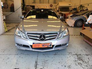 Mercedes-benz E 200 Cabrio .