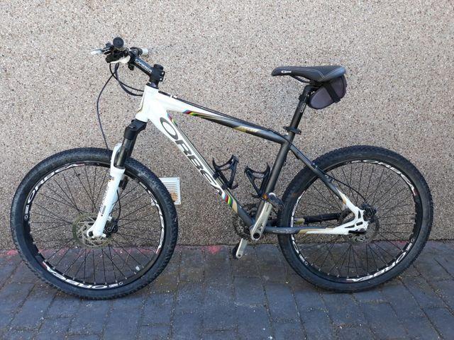 Bicicleta mtb ORBEA SAPHYR (mejorada y muy mimada) de segunda mano ...