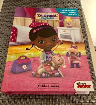 La doctora de juguetes - libro