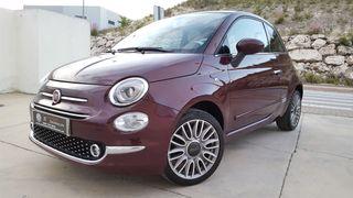 Fiat 500 1.2 69 cv lounge AUTOMATICO 2017