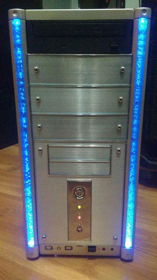 Ordenador sobremesa Pentium D 940 3.2GHz, 4/500GB