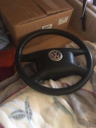 Volante vw t5 con airbag