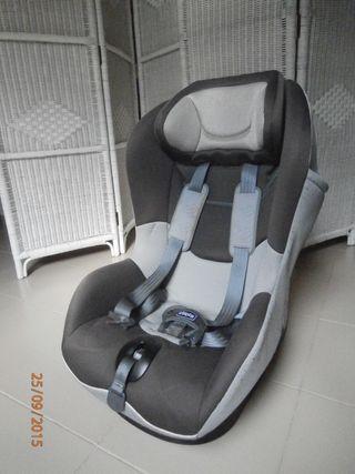 Asiento Chicco seguridad infantil coche 1 2 3
