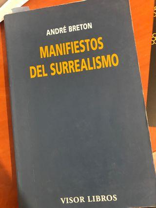 Manifestos del surrealismo