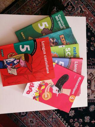 libros 5to