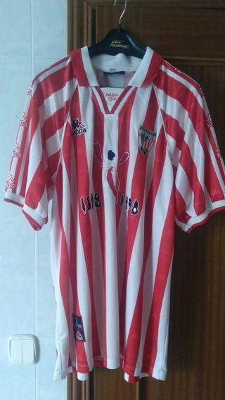 Camisetas athletic de segunda mano en Madrid en WALLAPOP 85469a1eacfd8