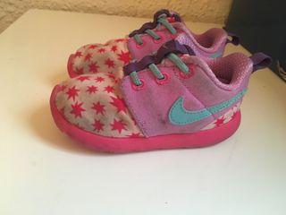 Bambas niña Nike talla 23,5