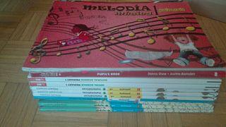 Libros primero de primaria