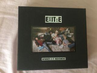 exit: e - winner