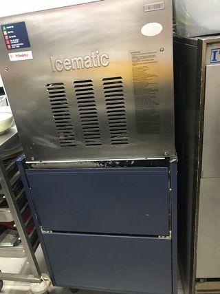 Máquina de hielo pilé