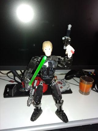 Star Wars Luke Skywalker Lego